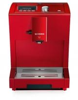 Кофемашина эспрессо б/у Severin KV 8009 S2, красная, 15 бар.