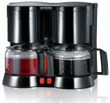 Капельная кофеварка Severin KA 5801 Duo кофеварка