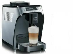 Автоматическая кофемашина б/у Severin Piccola, серая.
