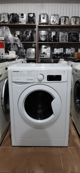 Стирально-сушильная машина  Indesit EWDE 71680 W DE