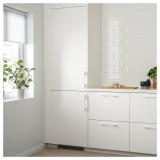 Встроенный холодильник двухкамерный IKEA 703.660.53