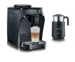 Автоматическая кофемашина + вспениватель молока Severin KV 8081,1600 Вт, 15 бар.