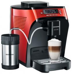 Кофемашина автомат с автокапучинатором Severin Piccola Premium KV 8062, б/у.
