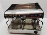 Кофемашина профессиональная б/у 2 поста для ресторана, кафе, кофейни, бара Expobar MEGACREM CONTROL 2 RED.