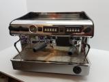 Профессиональная автоматическая кофемашина эспрессо б/у Expobar MEGACREM CONTROL 2 RED 2 поста.