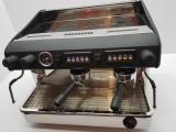 Профессиональная кофемашина 2 поста б/у по низким ценам Expobar 2 поста MEGACREM CONTROL 2 RED.