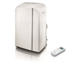 Кондиционер мобильный с функцией охлаждения, вентиляции, осушения KOENIC KAC 3351, белый, 1350 Вт, 120  м³.